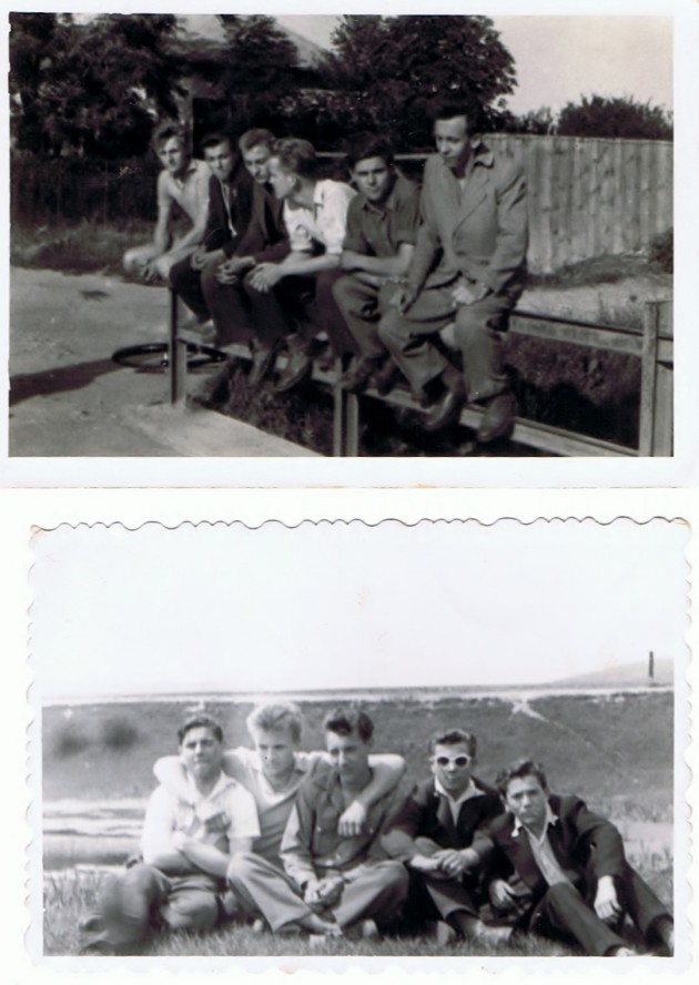 RACIANSKA, 1954
